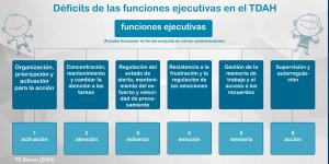 cuadro funciones ejecutivas